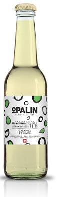 Opalin - Bulles de fruits galanga et limes